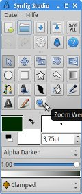Synfig Zoom